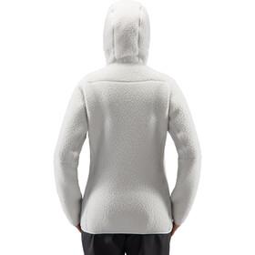 Haglöfs Pile Hooded Jacket Dame haze